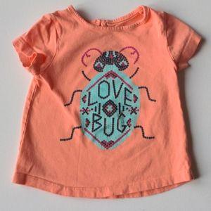 Love Big Shirt * 12-18M